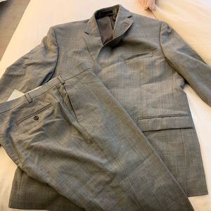 Grey check Ralph Lauren Suit
